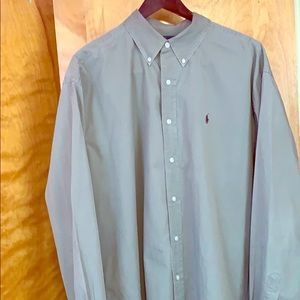 Polo Ralph Lauren LS BD men's shirt.